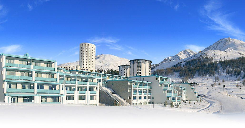 Settimana bianca a sestriere e bardonecchia sulle montagne for Villaggio olimpico